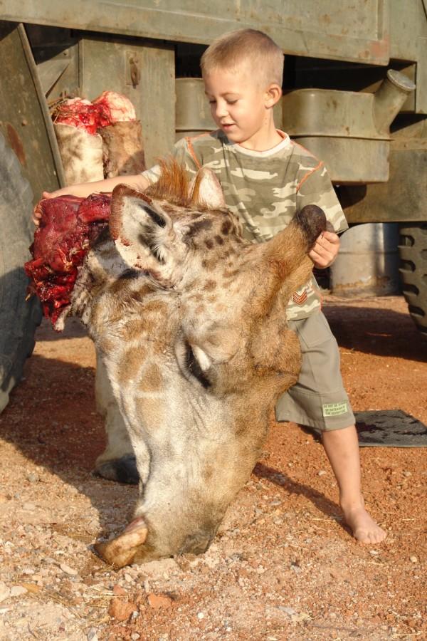 Image result for trophy hunter